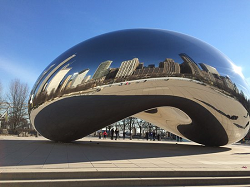 Photo of the Bean in Chicago
